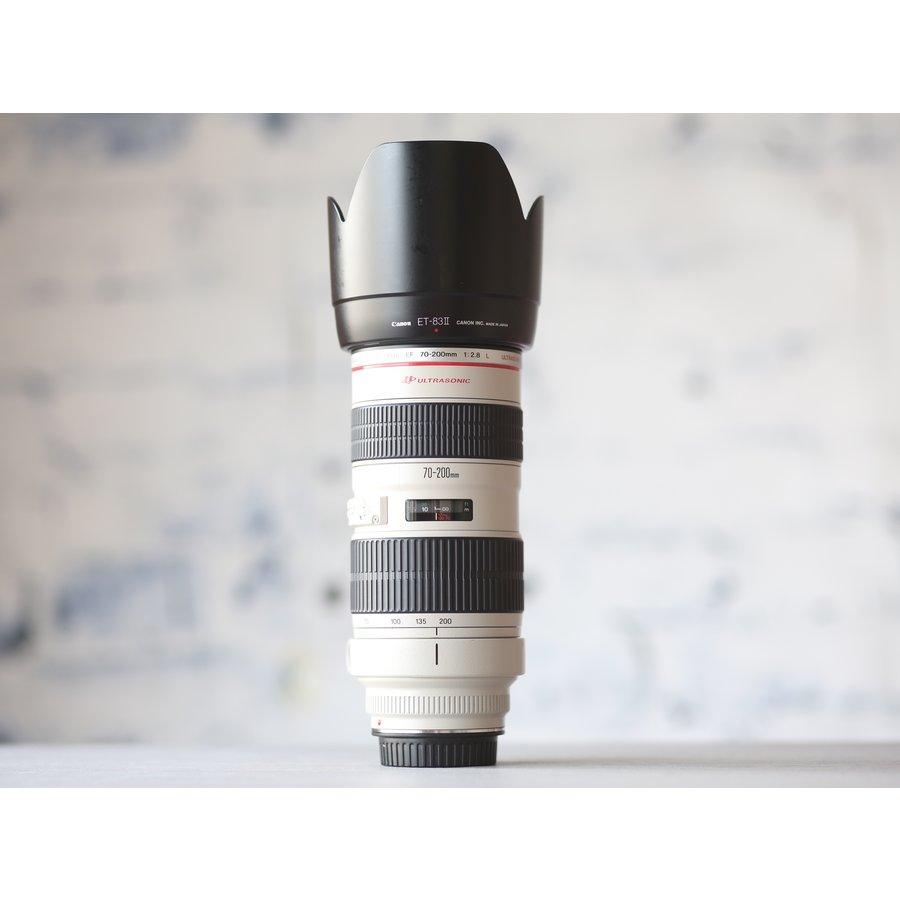 Canon EF 70-200mm f/2.8L USM-2