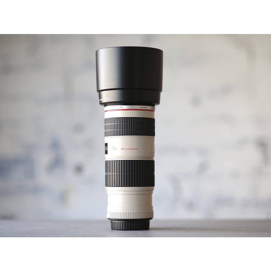 Canon EF 70-200mm f/4L IS USM-4