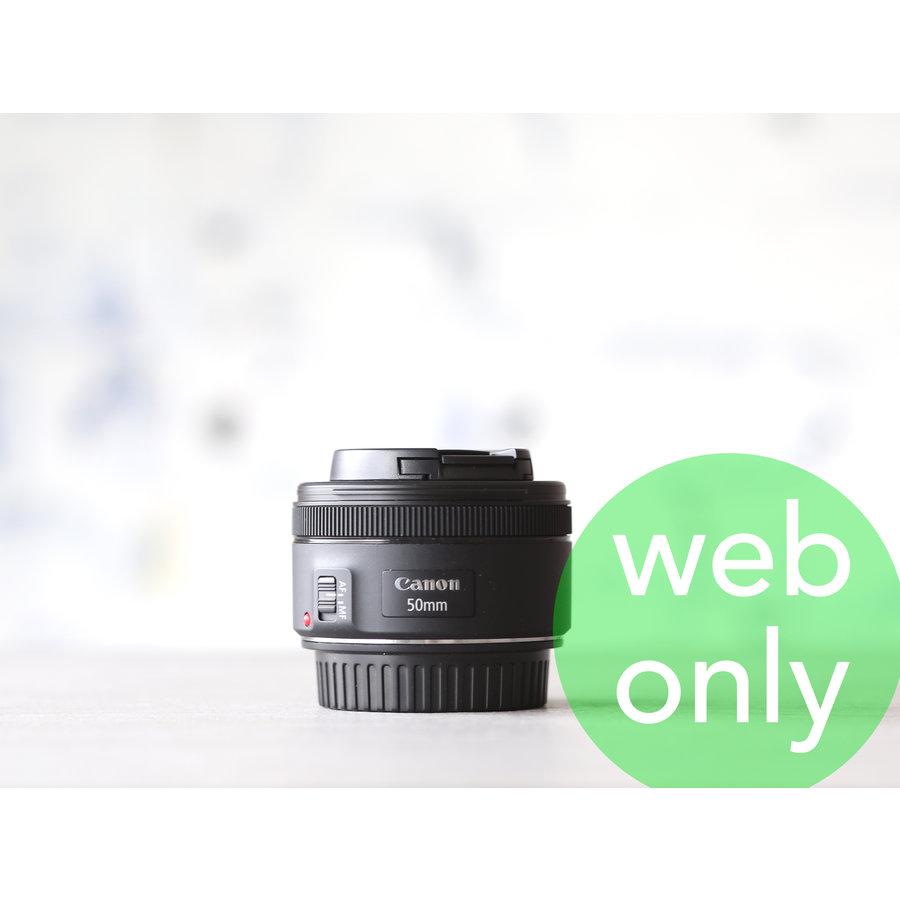 Canon EF 50mm f/1.8 STM-1