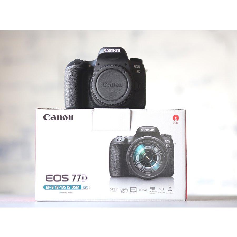 Canon EOS 77D-1