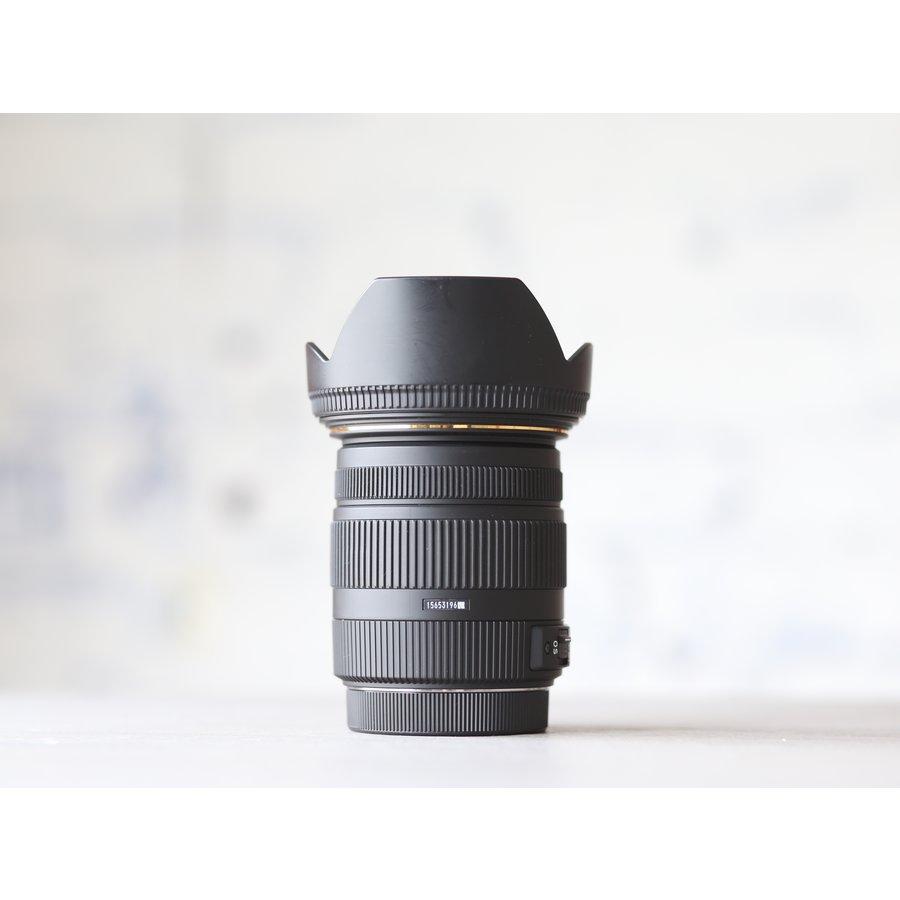 Sigma 17-50mm f/2.8 EX DC OS HSM (Canon)-3