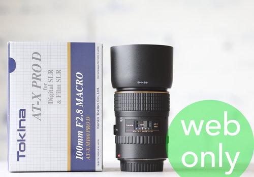 Tokina AT-X 100mm Macro Pro D (Canon)