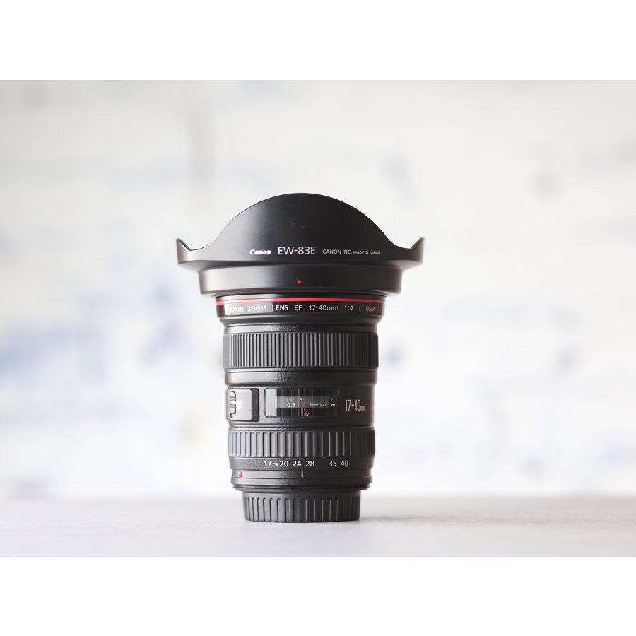 Canon EF 17-40mm f/4 L USM-1