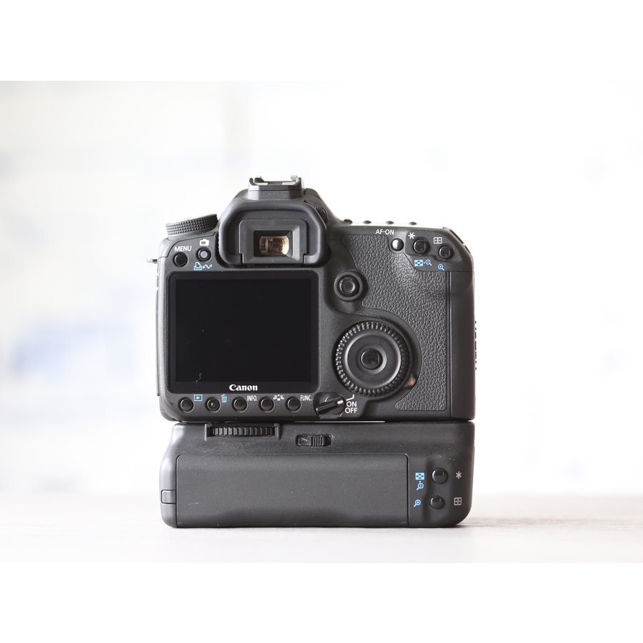 Canon EOS 50D + Canon BG-E2N-2