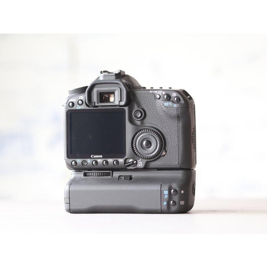 Canon EOS 50D + Canon BG-E2N-3