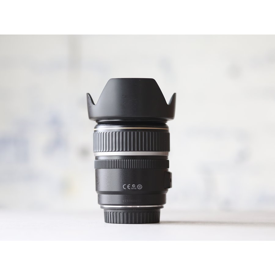 Canon EF-S 17-85mm f/4-5.6 IS USM-2