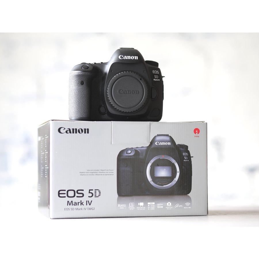 Canon EOS 5D Mark IV -- (incl. BTW)-1