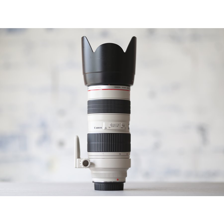 Canon EF 70-200mm f/2.8L USM-4