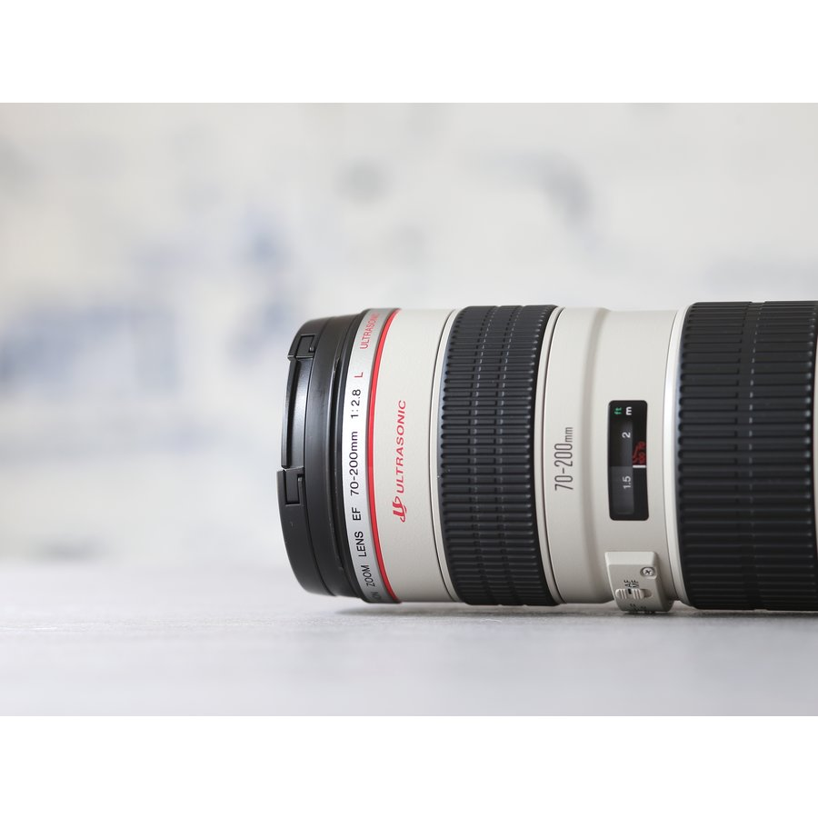 Canon EF 70-200mm f/2.8L USM-6