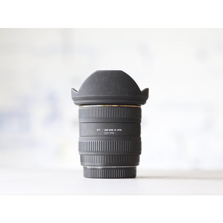 Sigma 10-20mm f/4-5.6 EX DC HSM (Canon)-2