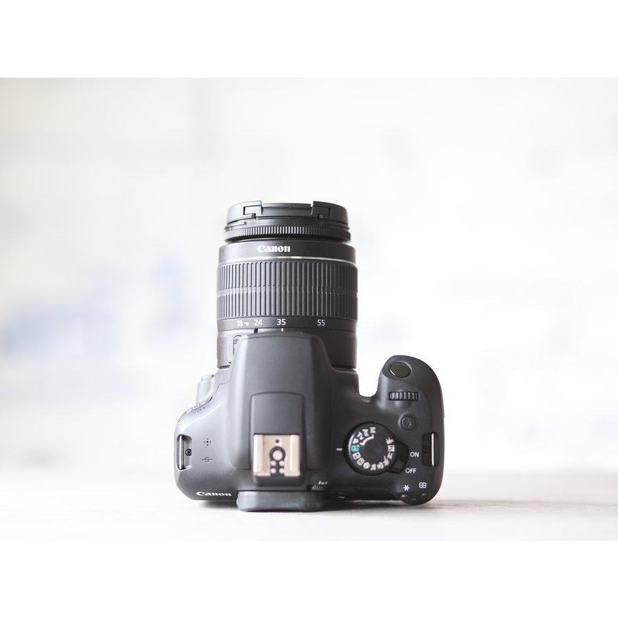 Canon EOS 1300D + 18-55mm Kit-3