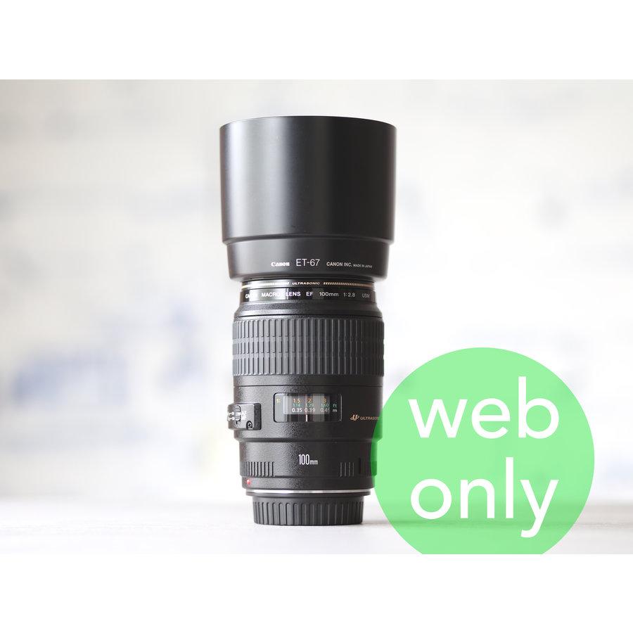 Canon EF 100mm f/2.8 Macro USM-1