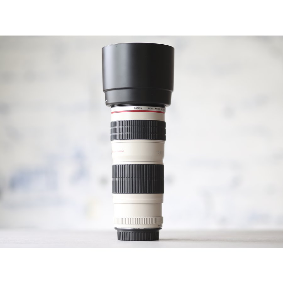 Canon EF 70-200mm f/4L USM-3