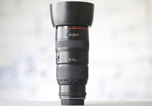 Canon EF 80-200mm f/2.8L