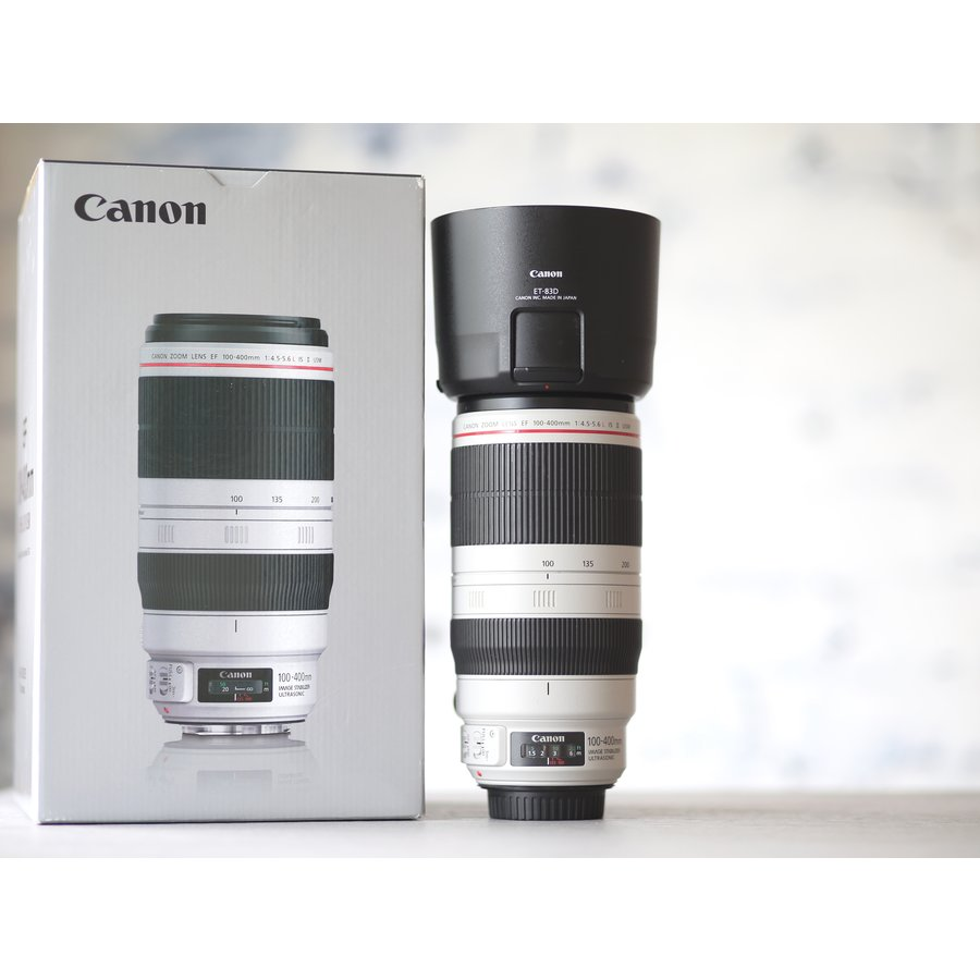 Canon EF 100-400mm f/4.5-5.6L IS II USM-1