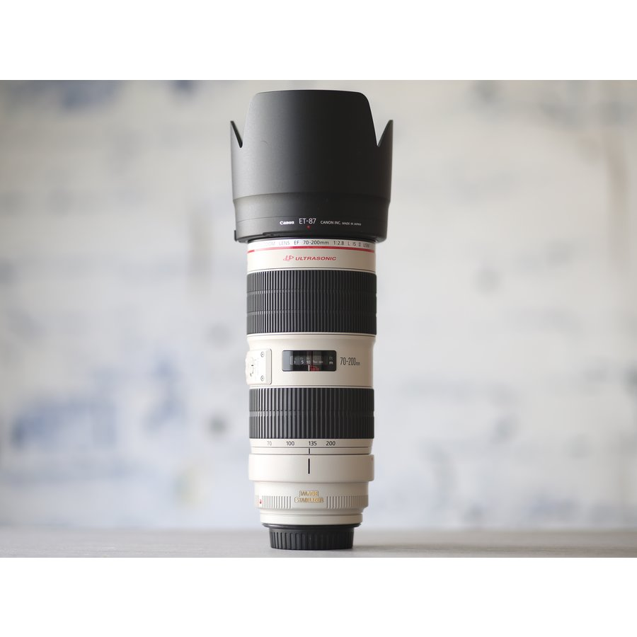 Canon EF 70-200mm f/2.8L IS II USM-2
