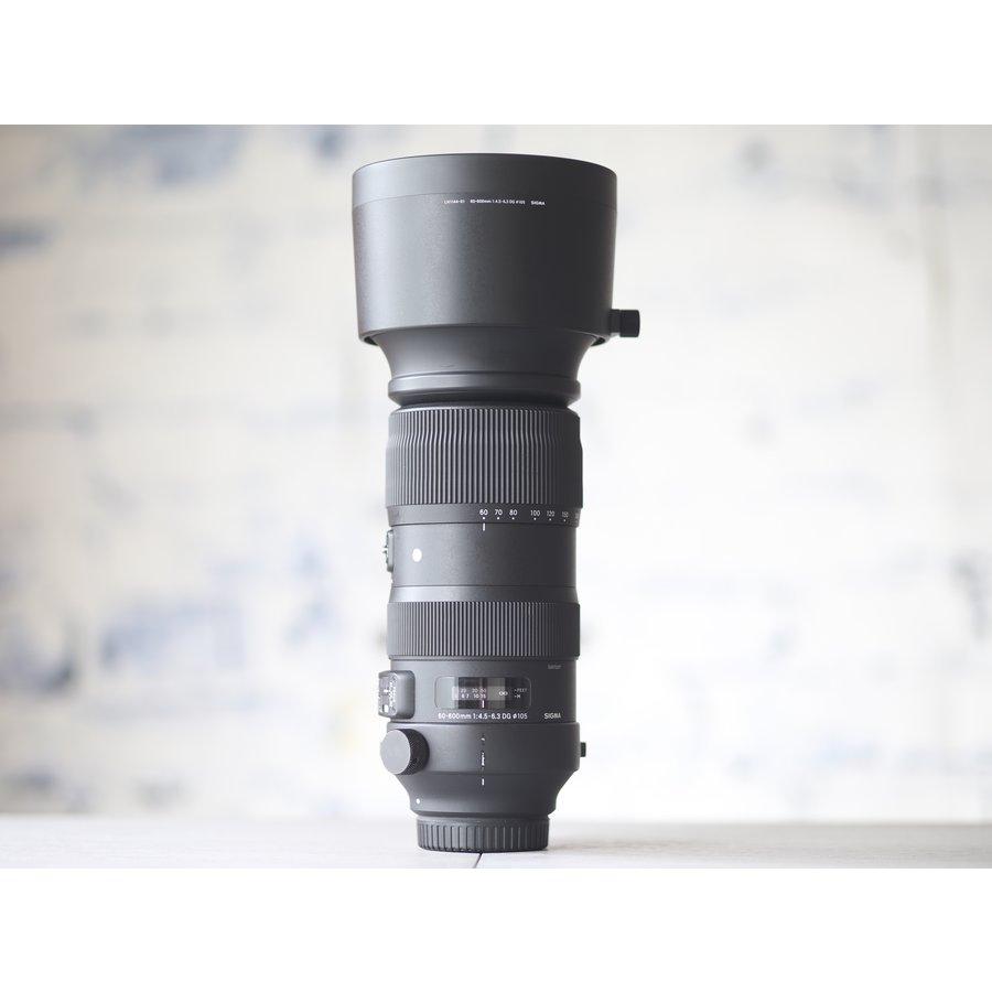 Sigma 60-600mm f/4.5-6.3 DG OS HSM Sports (Canon)-2