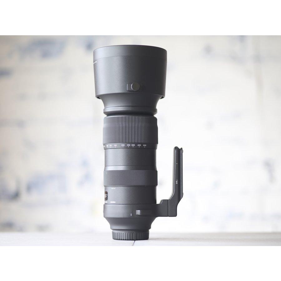 Sigma 60-600mm f/4.5-6.3 DG OS HSM Sports (Canon)-3