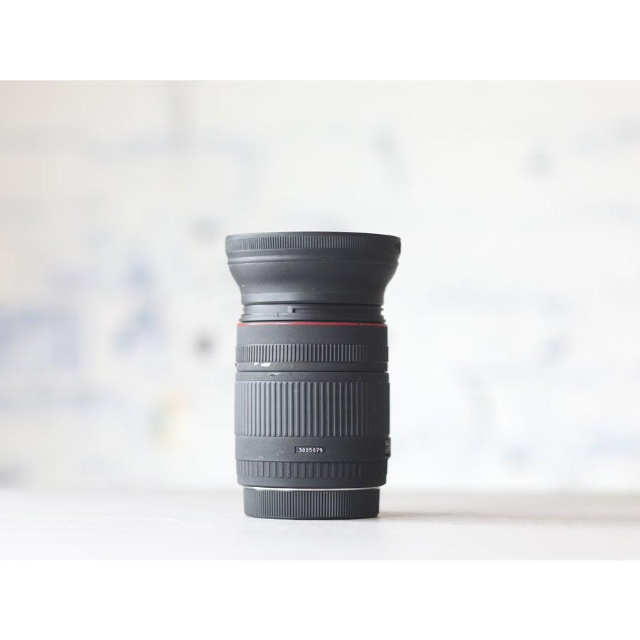 Sigma 28-300mm F3.5-6.3 DG Macro (Canon)-2