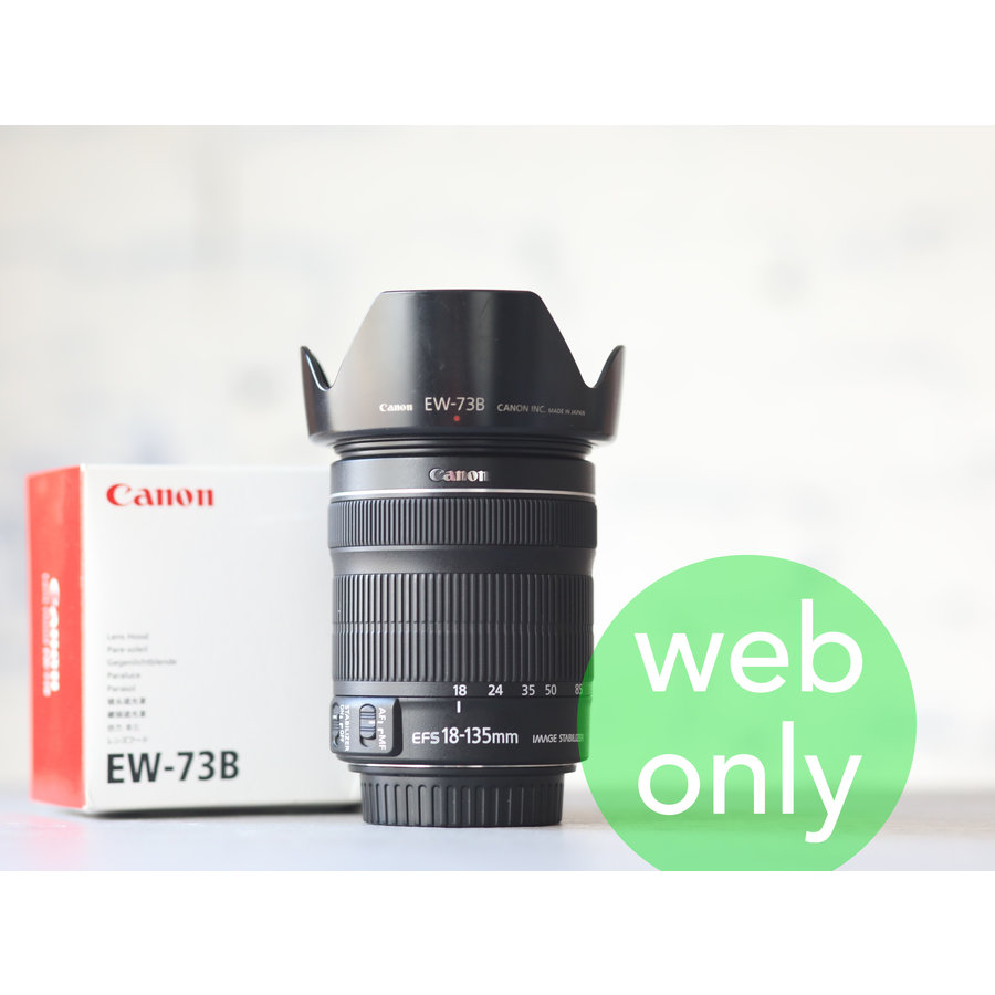 Canon EF-S 18-135mm f/3.5-5.6 IS STM-1