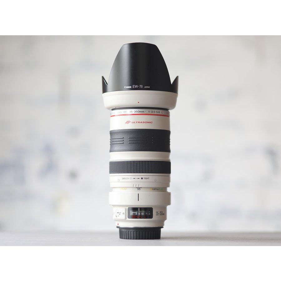Canon EF 35-350mm f/3.5-5.6L USM-2