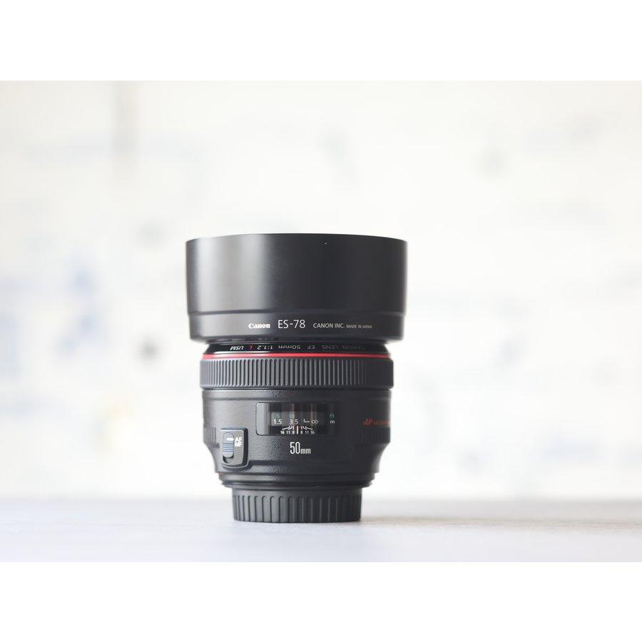 Canon EF 50mm f/1.2L USM-1