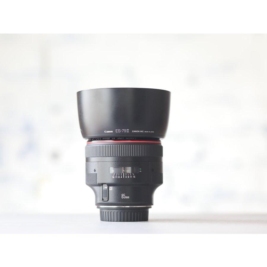 Canon EF 85mm f/1.2L II USM-1