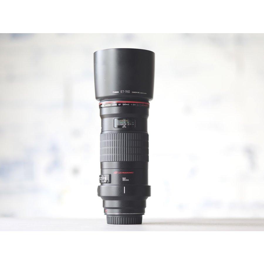 Canon EF 180mm f/3.5 L Macro USM-1