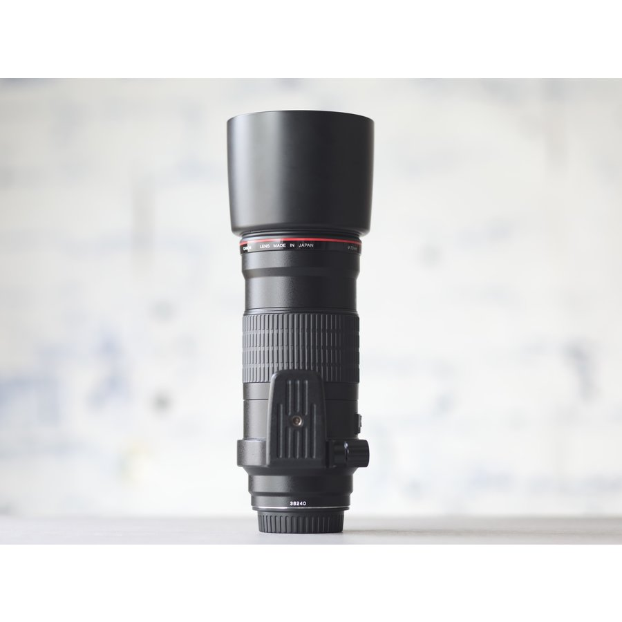 Canon EF 180mm f/3.5 L Macro USM-4
