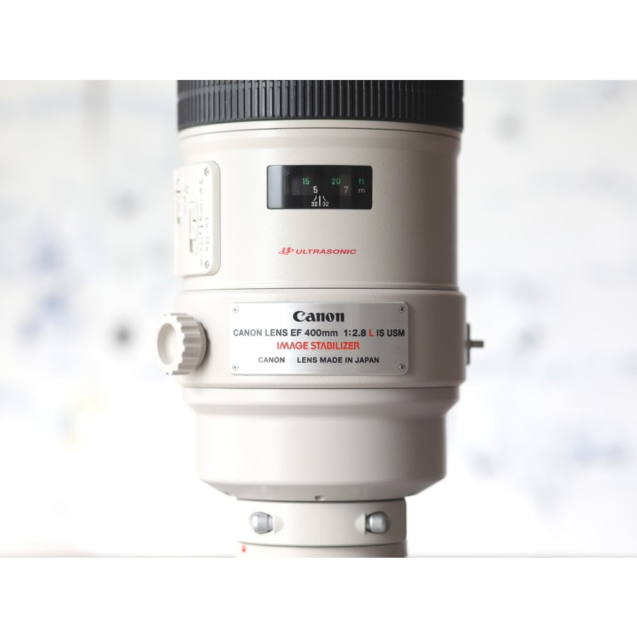 Canon EF 400mm f/2.8L IS USM-6