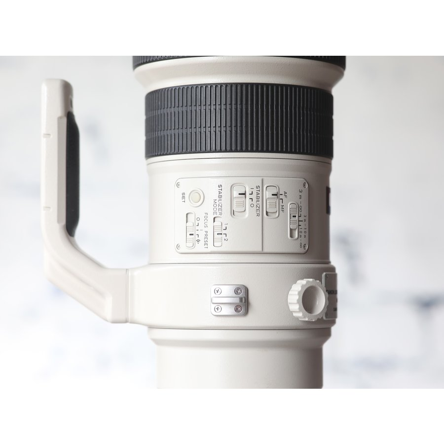 Canon EF 400mm f/2.8L IS USM-7