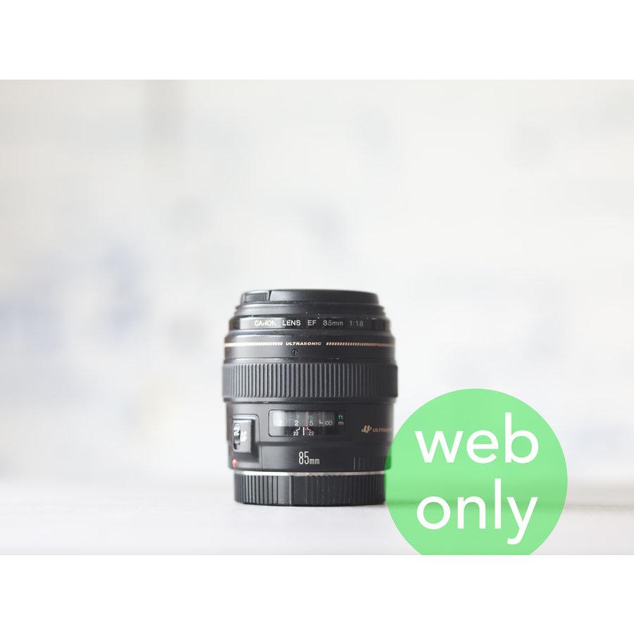 Canon EF 85mm f/1.8 USM-1