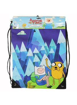 Adventure Time Adventure Time Blue Mountain Gym Bag