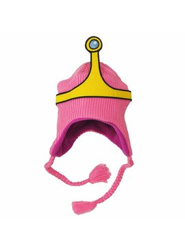 Adventure Time Adventure Time Princess Bubblegum Knitted Laplander Beanie Hat