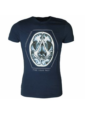 "Assassin's Creed Assassins Creed Brain ""Find Your Past "" T-Shirt"