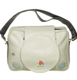PlayStation  Playstation Console Shaped Schoudertas Grijs