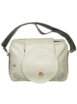 PlayStation  Playstation Console Shaped Messenger Bag