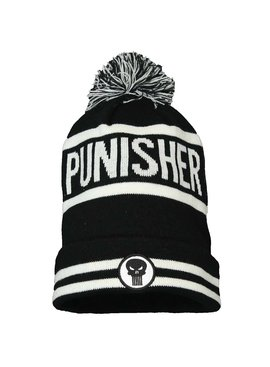 Marvel Comics: The Avengers, Captain America, Spider-Man, The Hulk, Thor, Black Panther, Deadpool, Ant-Man, Iron Man, The Punisher Marvel Comics Punisher Beanie Muts
