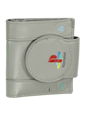Nintendo Playstation 1 Shaped Bifold Wallet