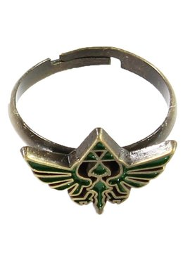 The Legend of Zelda The Legend of Zelda Triforce Ring
