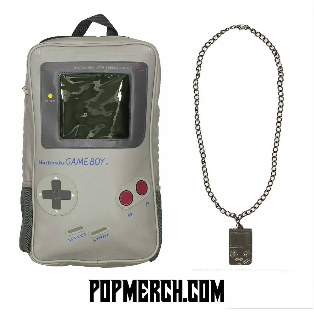 New In: Game Boy Merchandise!