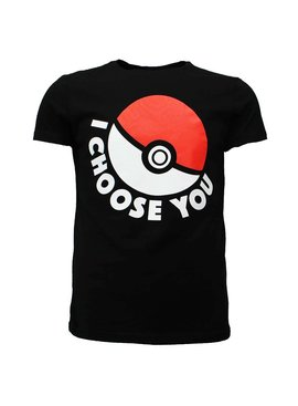 Pokémon Pokémon I Choose You Pokéball T-shirt