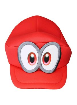 "Super Mario Bros Super Mario Odyssey ""Cappy"" Kinder Cap Pet"