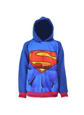 DC Comics: Superman, Batman & The Joker Superman Kinder Hoodie Trui
