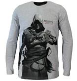 Assassin's Creed Assassins Creed Black Flag Longsleeve Grijs