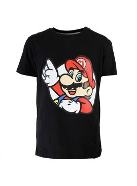 Super Mario Bros Nintendo Super Mario Kids T-Shirt