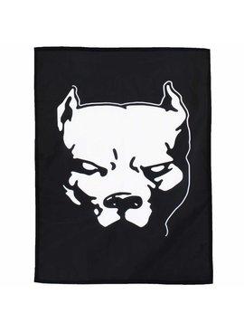 Hardcore Pit Bull Flag Vlag