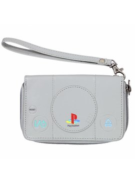 PlayStation  Playstation 1 Console Wallet with Zipper