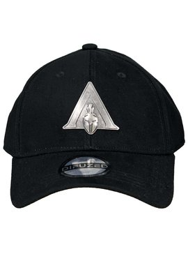 Assassin's Creed Assassin's Creed Odyssey Metal Logo Curved Bill Cap