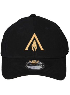 Assassin's Creed Assassin's Creed Odyssey Gouden Logo Curved Bill Cap Pet